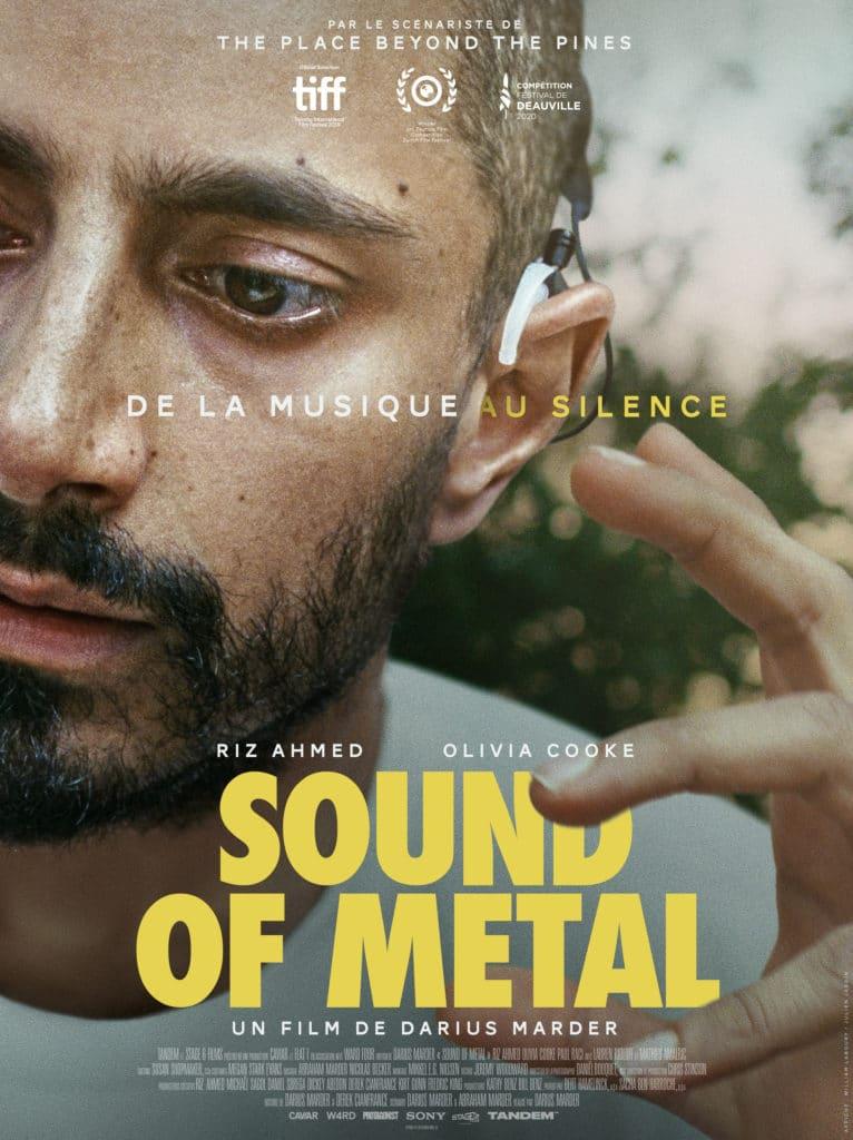 Sound of Metal, bande-annonce [VOST]   Slidemovies